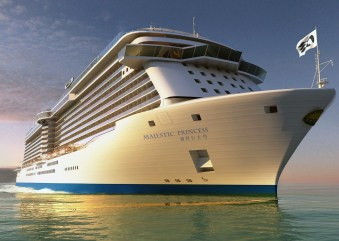 Princess Cruises, tutte le novità di Majestic Princess