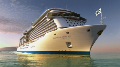 Princess Cruises presenta la stagione inaugurale europea 2017 di Majestic Princess