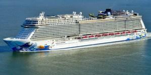Norwegian Cruise Line prende in consegna la nuova Norwegian Escape. Al via da domani i festeggiamenti inagurali: aggiornamenti in tempo reale da Amburgo