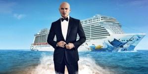 NCL: Pitbull nominato padrino della nuova Norwegian Escape