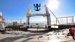 Royal Caribbean, Harmony of the Seas: update dal cantiere. Fotonotizia