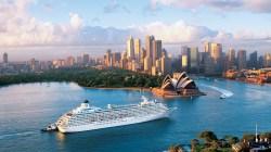 Crystal Cruises aggiorna i programmi di espansione. Dal 2017 al via importanti restyling per Crystal Symphony e Crystal Serenity