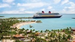 New York, Canada, California, Texas, Caraibi e Messico nella stagione autunnale 2017 di Disney Cruise Line