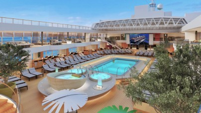 "Da Holland America Line i nuovi video ""Countdown to Koningsdam"""