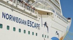 Norwegian Cruise Line: battezzata a Miami la nuovissima Norwegian Escape