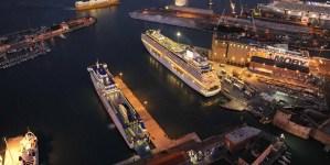 Porto di Livorno: nel 2016 aumentano passeggeri e toccate nave