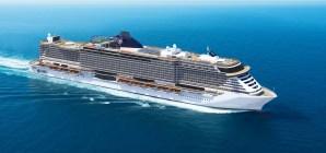 MSC Seaside 2: nel 2018 il debutto nel Mediterraneo?