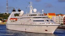 Windstar: Star Pride si incaglia vicino a Panama
