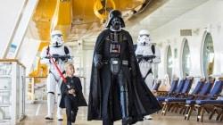 Che la forza salpi con te: Star Wars Day