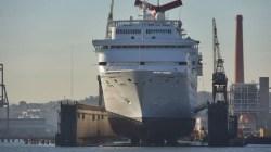 Carnival Inspiration pronta al debutto dopo un dry dock multimilionario