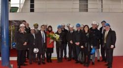 Fincantieri, Coin Ceremony per Seabourn Encore a Marghera