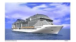 """MSC Crociere: due nuove mega navi """"Meraviglia-Plus"""" confermate ai cantieri francesi STX"""