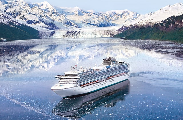 Princess Cruises, Alaska