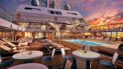 Esclusive Wintergarden Suites a bordo della nuova Seabourn Encore