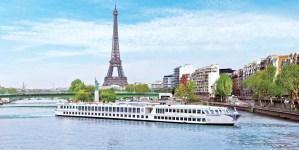 Uniworld River Cruise, ad aprile 2018 il debutto di una nuova super luxury ship