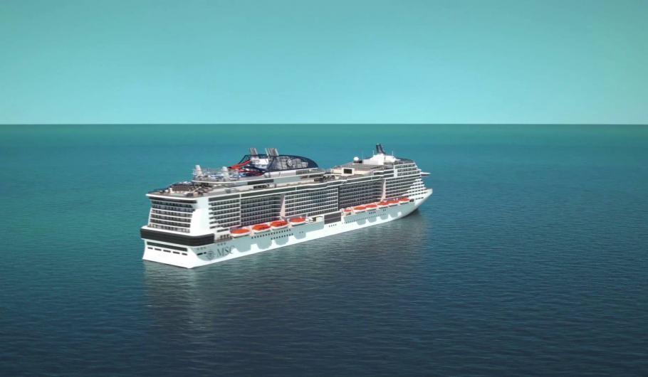 MSC Meraviglia: la nave ideale per tutte le stagioni