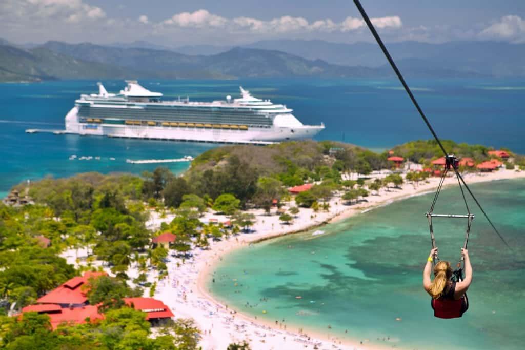 Coco Cay, Bahamas, Royal Caribbean International