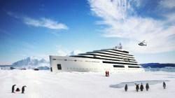 Crystal Cruises annuncia la costruzione di Crystal Endeavor, il più grande megayacht del mondo