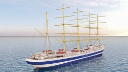 Star Clippers: nel 2017 il debutto di Flying Clipper