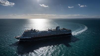 Fincantieri: consegnata a Marghera Koningsdam, la nuova nave della classe Pinnacle di Holland America Line