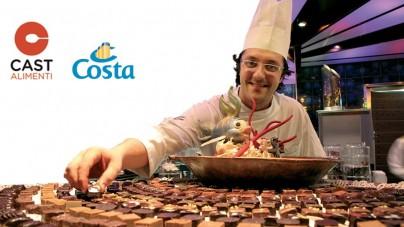 Costa Crociere e CAST Alimenti cercano nuovi pasticceri di bordo