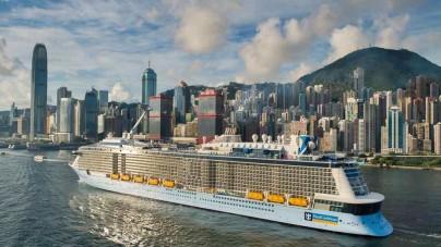 Nuovo record di passeggeri movimentati al Kai Tak Cruise Terminal di Hong Kong