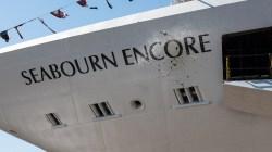 Fincantieri: varata a Marghera Seabourn Encore
