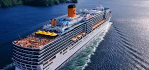 Crociere sicure: Costa si allea con Europ Assistance