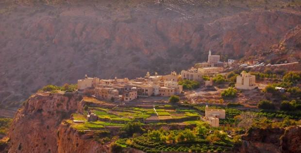 In Oman è il tempo delle rose