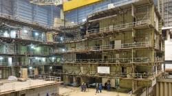 Ai cantieri Meyer Werft di Papenburg posa della chiglia per Norwegian Joy