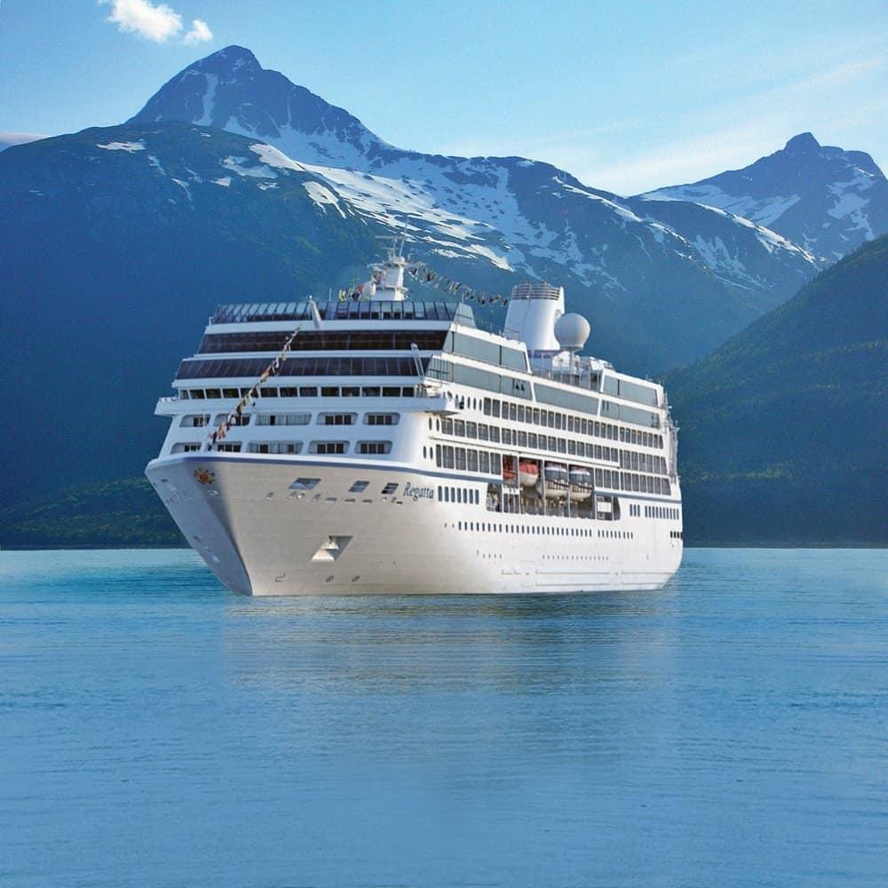 Oceania Cruises, Alaska