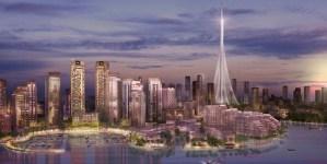 L'architetto Calatrava vince a Dubai il progetto per la realizzazione dell'edicifio più alto del mondo