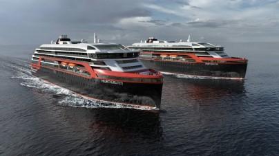 Hurtigruten potenzia la programmazione 2019 nell'Artico
