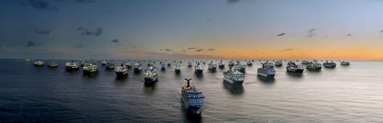 Nuove navi da crociera: aggiornamento Orderbook Gennaio 2018