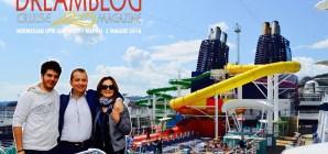 #TuttiaBordo di Norwegian Epic: al via a Napoli la prima tappa del grande evento di Dreamlines Crociere