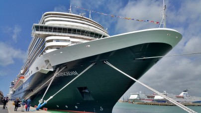 A bordo di Koningsdam, nuova Ammiraglia Holland America Line – Photo Gallery