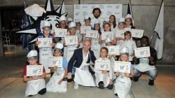 MSC Crociere: nasce Doremi Chef, piccoli chef giocano a bordo al fianco di Carlo Cracco