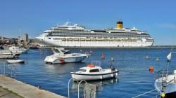 I ricercatori CNR salgono a bordo delle navi Costa