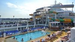 Royal Caribbean: arriva alla Spezia Harmony of the Seas, la più grande nave da crociera del mondo