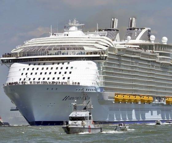 Harmony of the Seas, speciale anteprima DreamBlog. Diretta web da giovedì 26 maggio