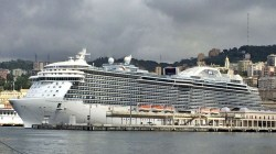 Prima volta a Genova per Royal Princess