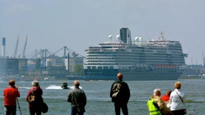 Holland America Line: battezzata a Rotterdam la nuova Koningsdam. Nieuw Statendam il nome della prossima nave gemella