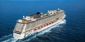 Le stelle di Broadway a bordo della Norwegian Escape