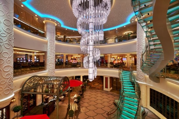 Norwegian Getaway, Norwegian Cruise Line, Ocean Place