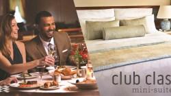 Da Princess Cruises le nuove cabine Club Class Mini Suite