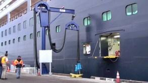 ABB e Cavotec insieme per fornire soluzioni all'avanguardia per l'elettrificazione delle banchine