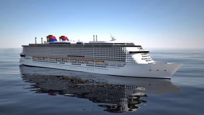 Genting Hong Kong: prende forma il progetto per le maxi navi da 200mila tonnellate di Star Cruises