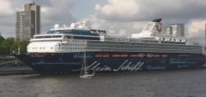TUI Cruises, nel 2018 nuovo home port a Trieste