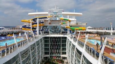 VIDEO: Harmony of the Seas, il nostro photo tour