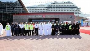 Il porto di Abu Dhabi chiude una stagione da record